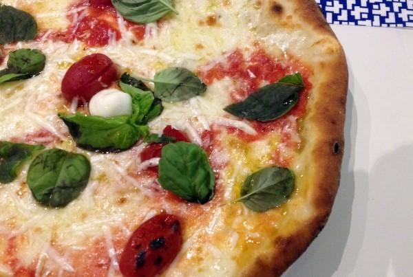 Acqu'e Sale - gluten free pizza