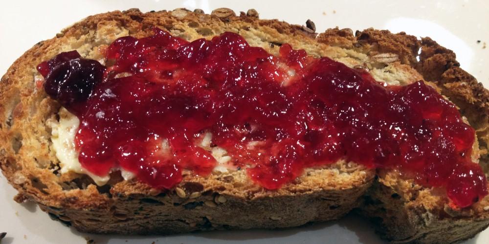 Le Pain Quotidien: gluten free bread
