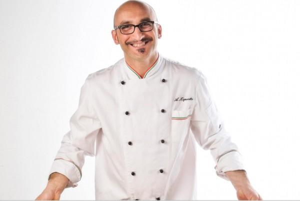 Antonio Esposito - gluten fere pizzaiolo