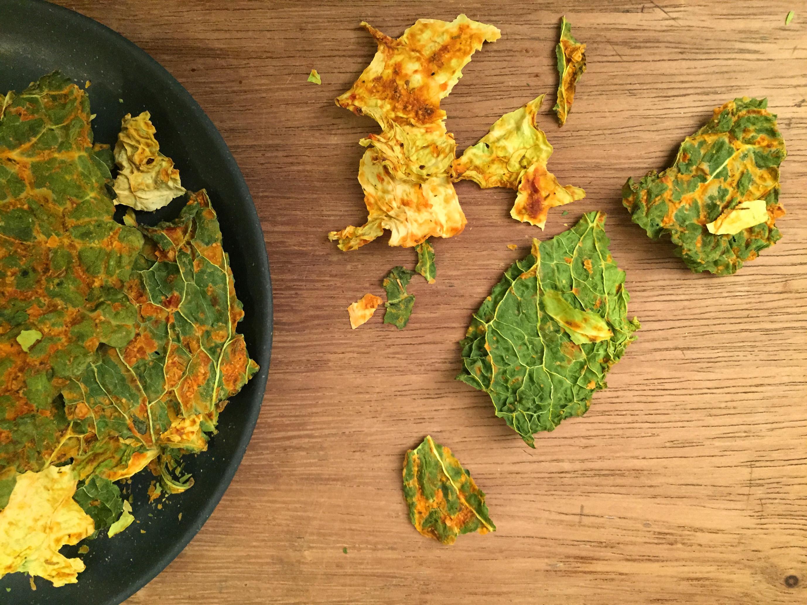Gluten free vegan chips