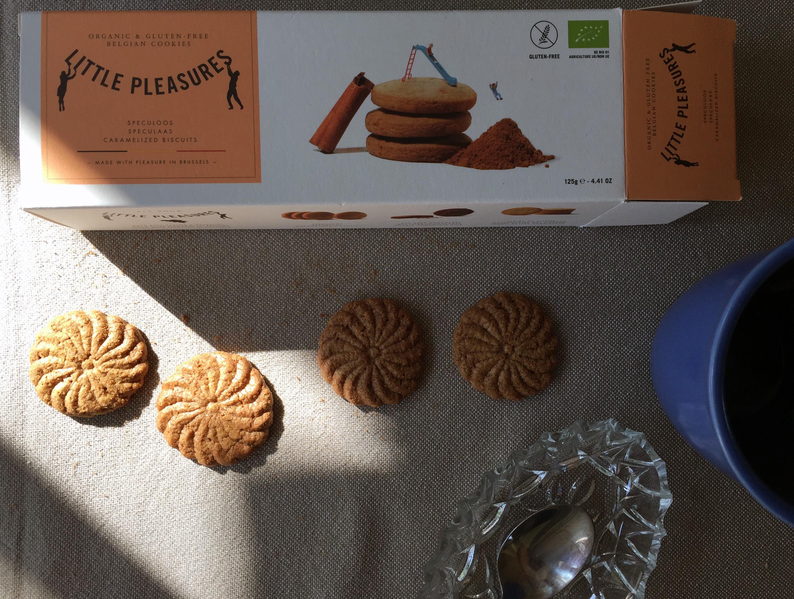 Little Pleasures cookies