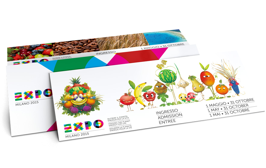 Gluten free at Milan Expo 2015