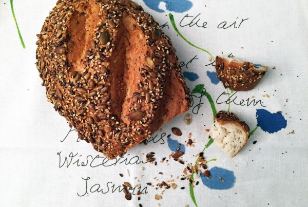 Le Pain Quotidien: gluten free bread is fresh, fluffy and tasty