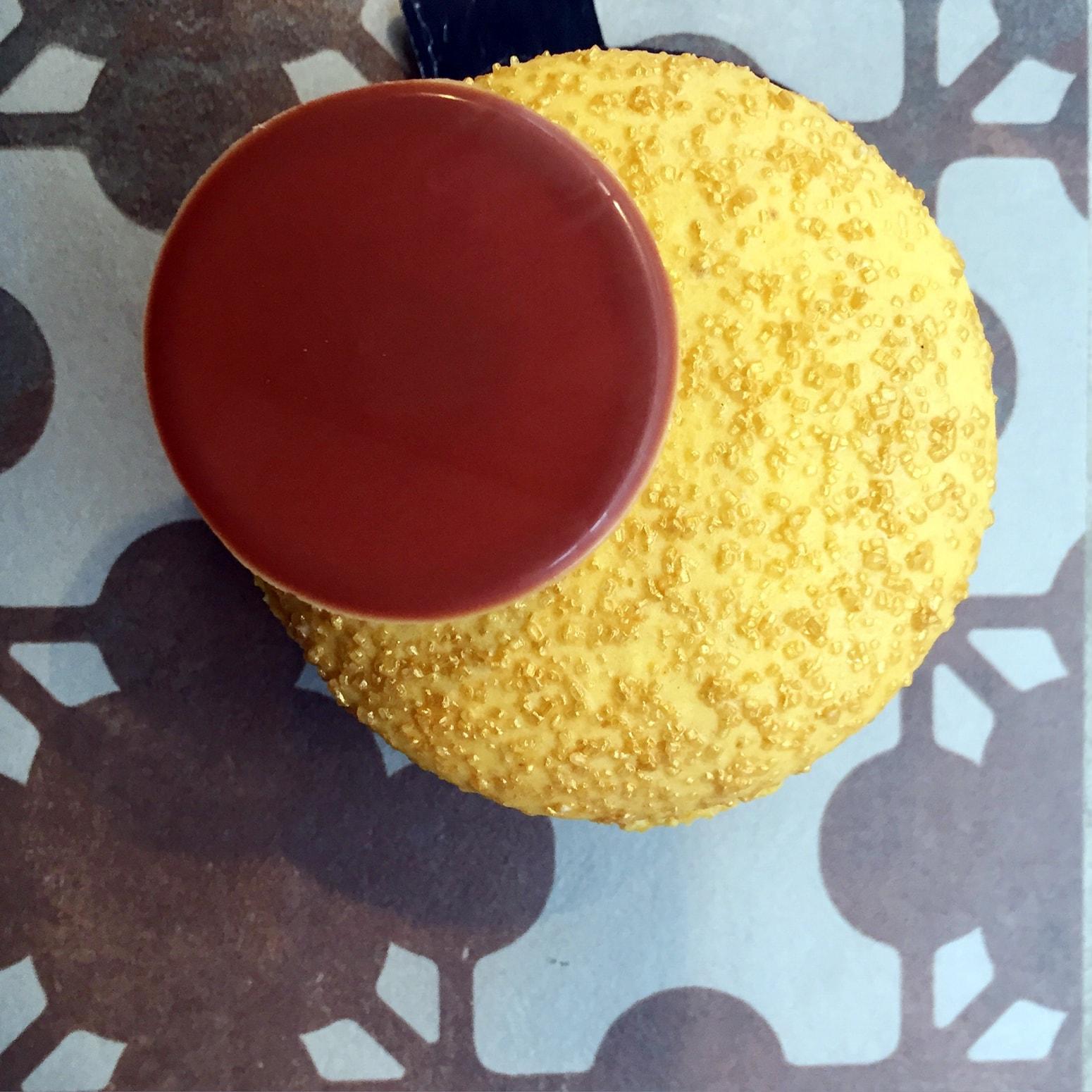 A gluten free pastries: Onde 2 Choc