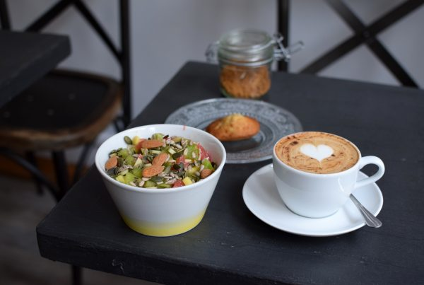 LE CAIRN gluten free coffee shop