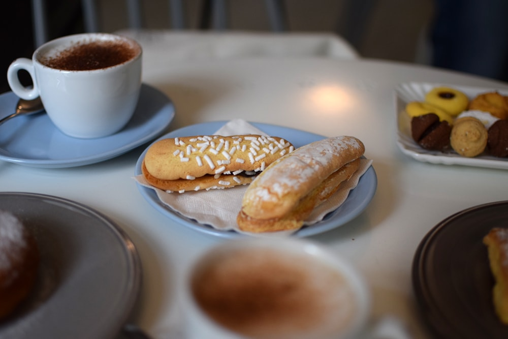 Delicious gluten free biscotti at Gluti coffee shop in Turin
