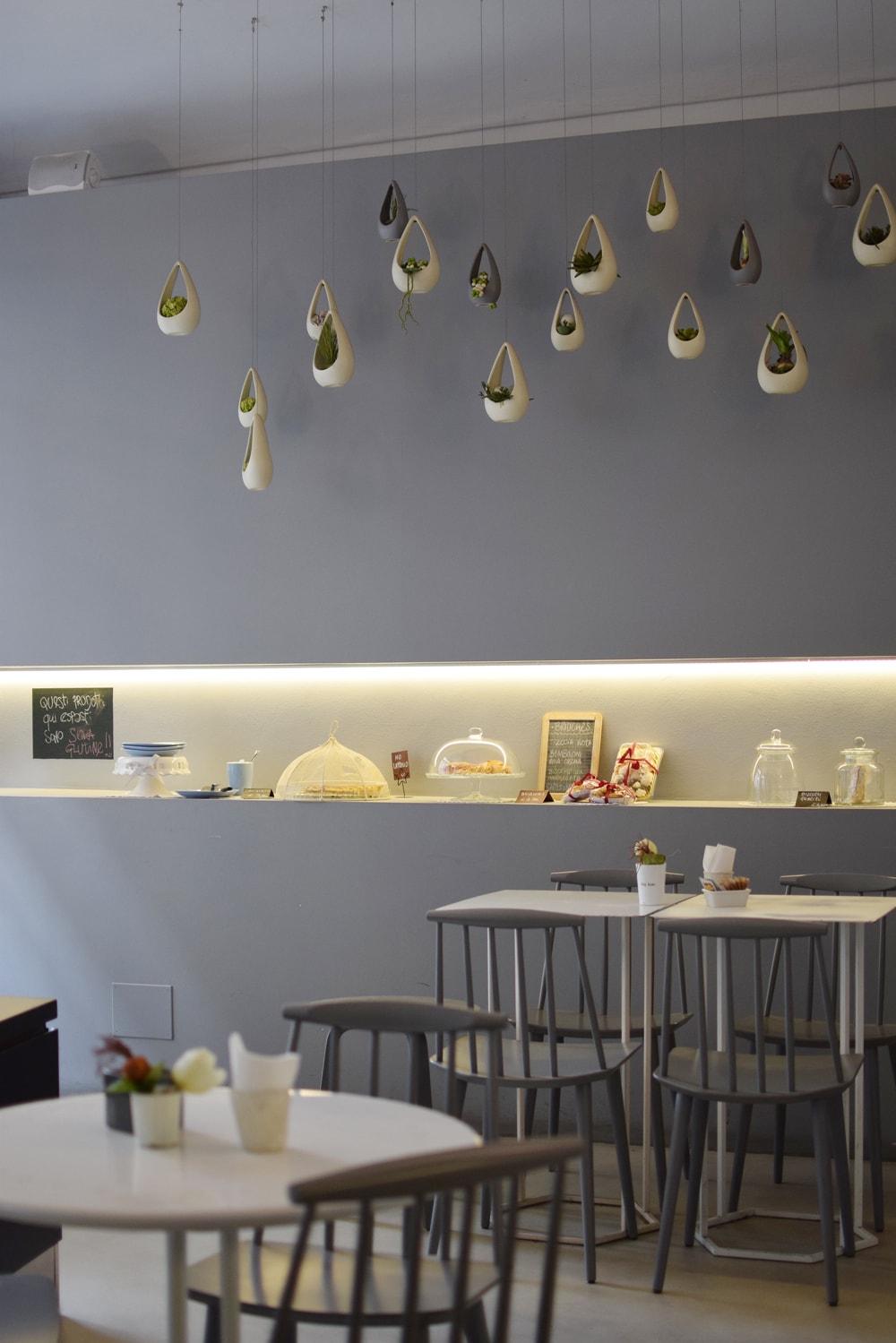 Gluti gluten free coffee shop in Turin
