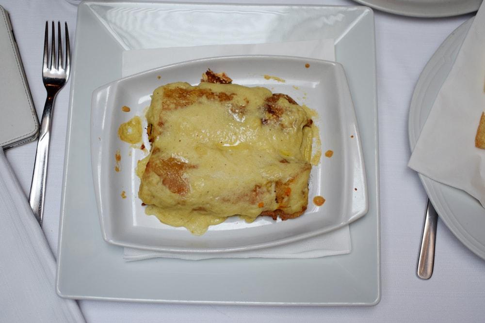 gluten free crespelle at be bop milan