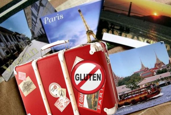 tips and advoce about glutenfree travel