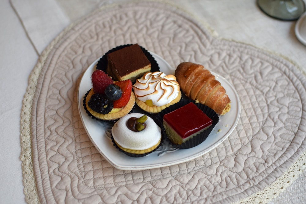 delicious gluten free pastries in milan