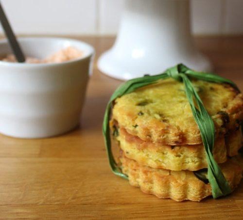 gluten free recipe for savoury biscuits