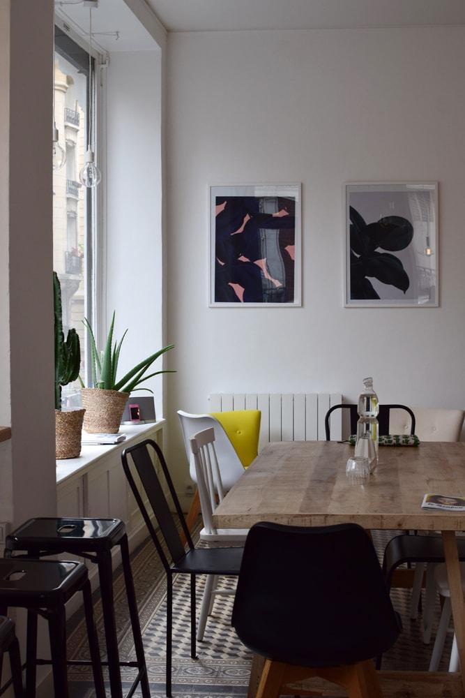 gluten free coffee shop in Paris