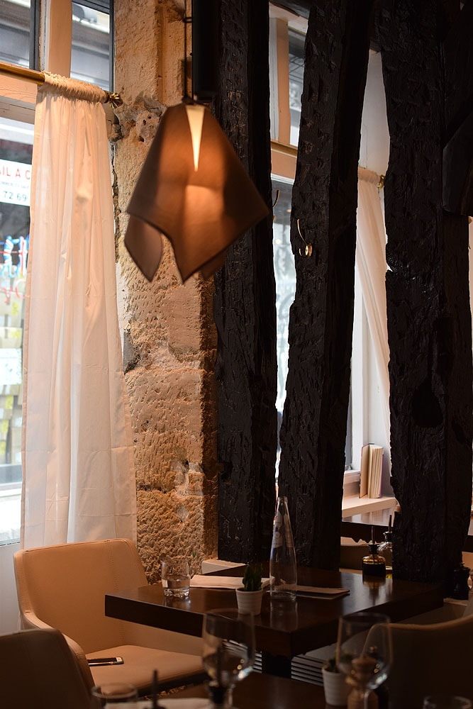 La Buca restaurant in paris with gluten free options