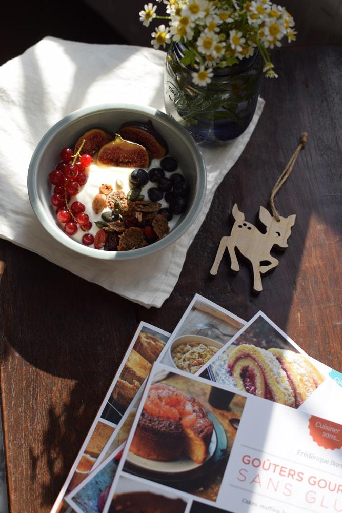 terre vivante recipe of gluten free granola