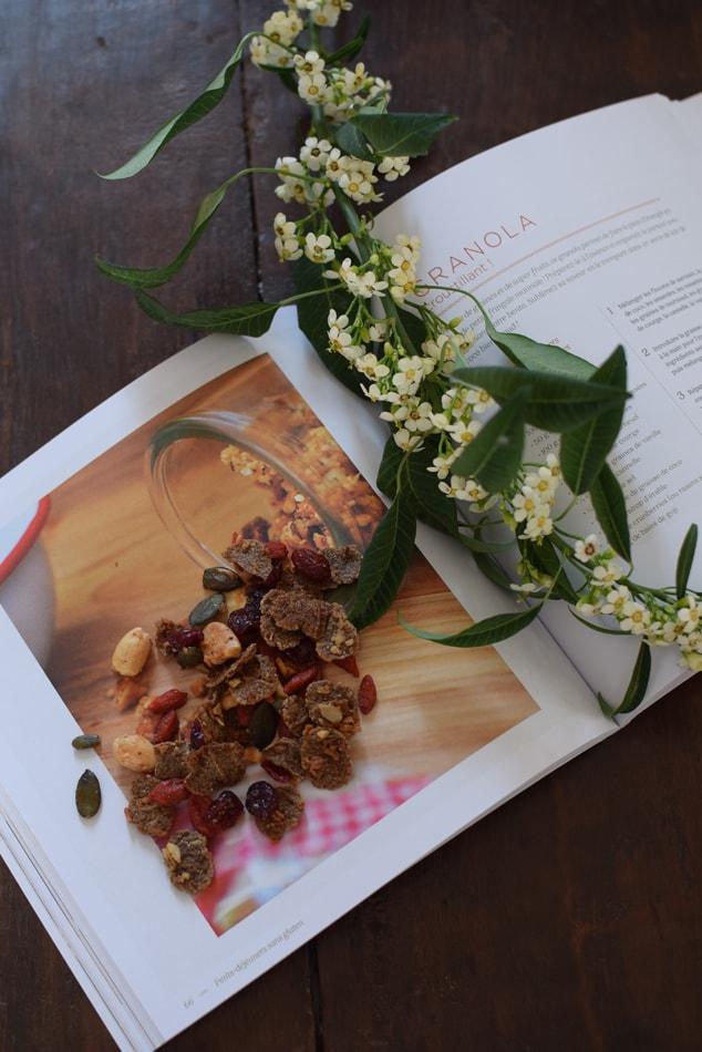 terre vivante recette pour une délicieuse granola au sarrasin