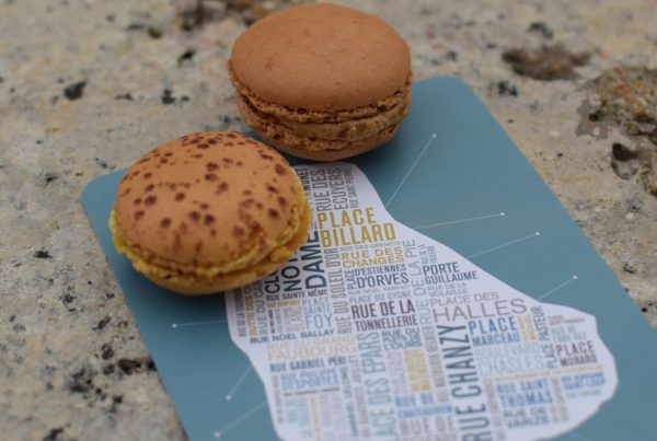 chartres gluten free macarons