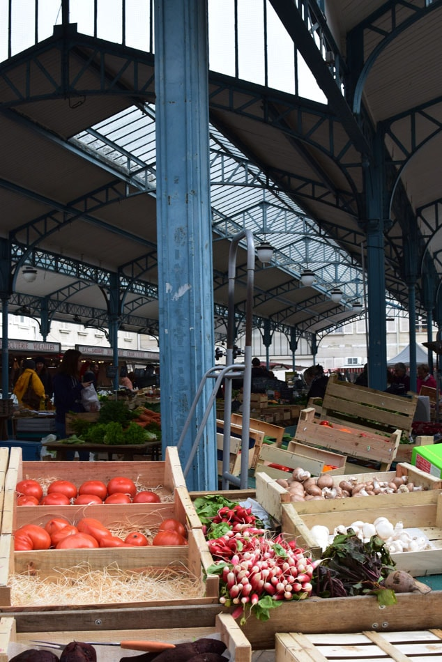 chartres farmers' market