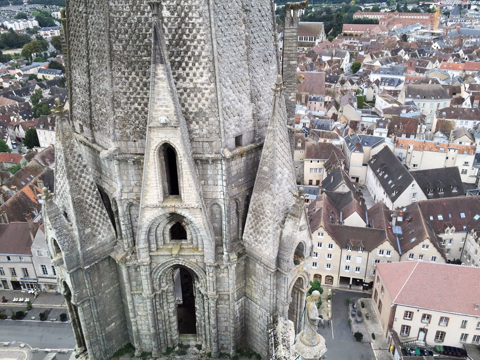 chartres notre dame