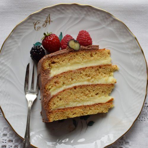 My gluten free birthday cake