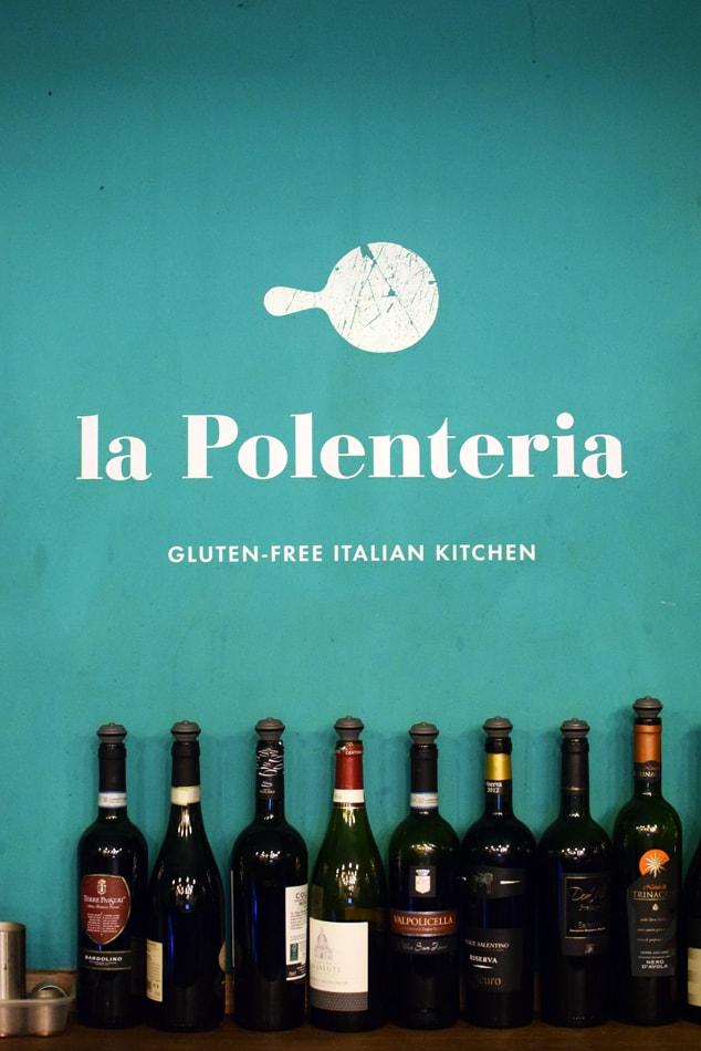 la polenteria italian gluten free restaurant in london