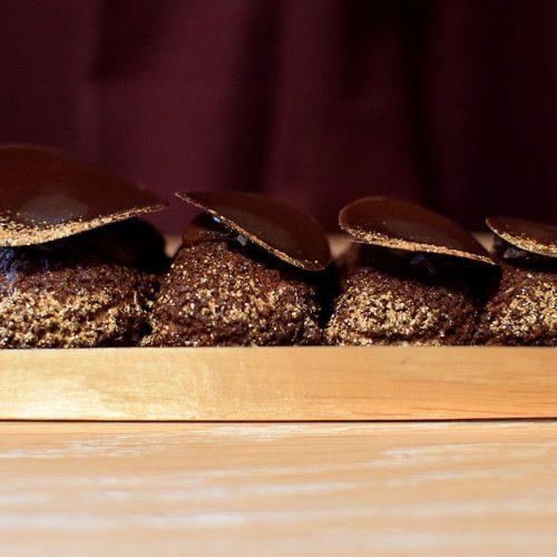 sitron chocolate choux