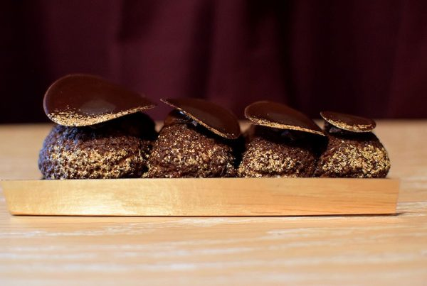 sitron chocolate choux