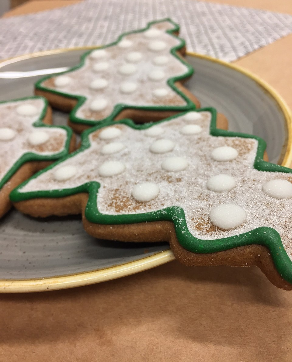 gluten free gingerbread cookies recipe