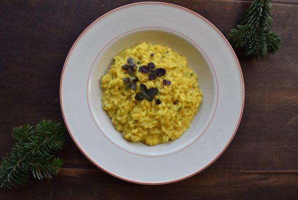 risotto recipe with turmeric