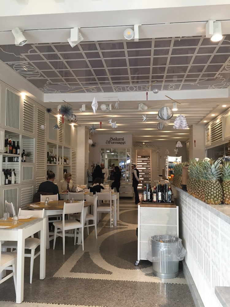 ginger café in rome