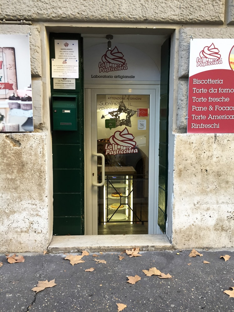 la pasticceria gluten free roma