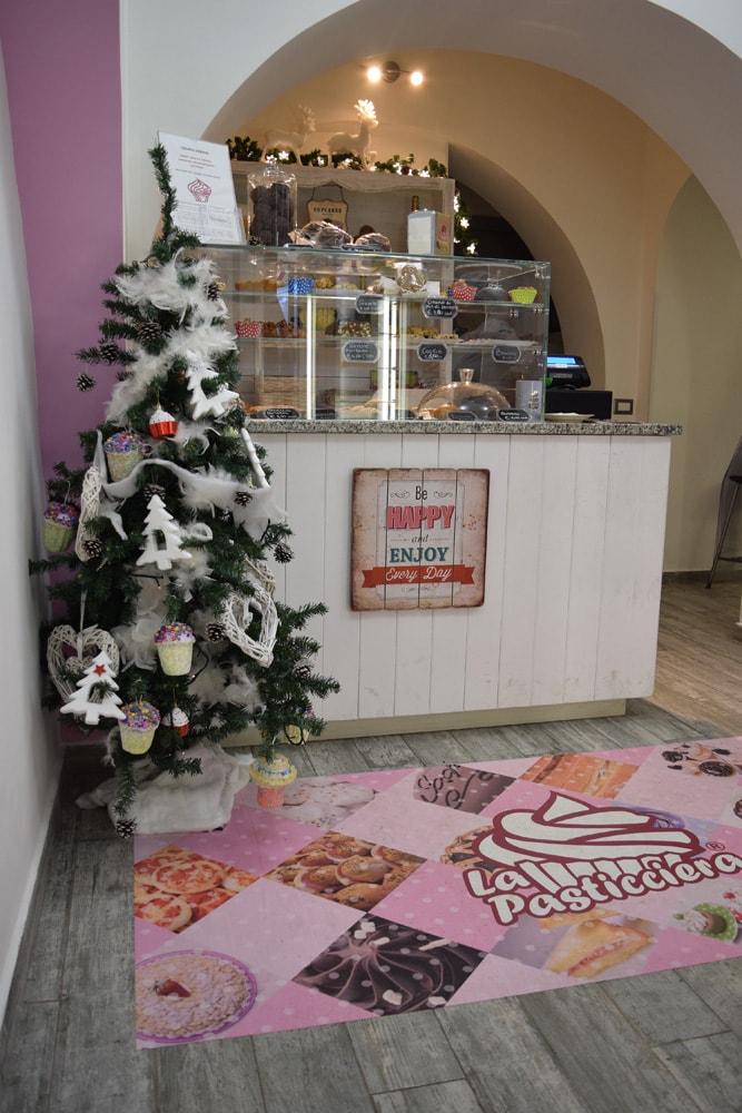 la pasticceria gluten free pastry shop in rome