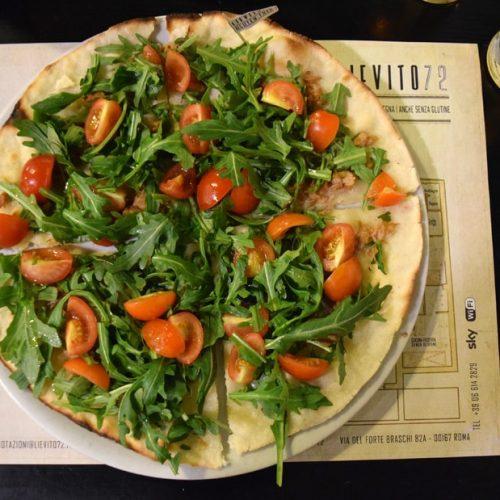 lievito 72 gluten free focaccia
