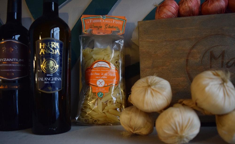 mama eat gluten free artisanal pasta
