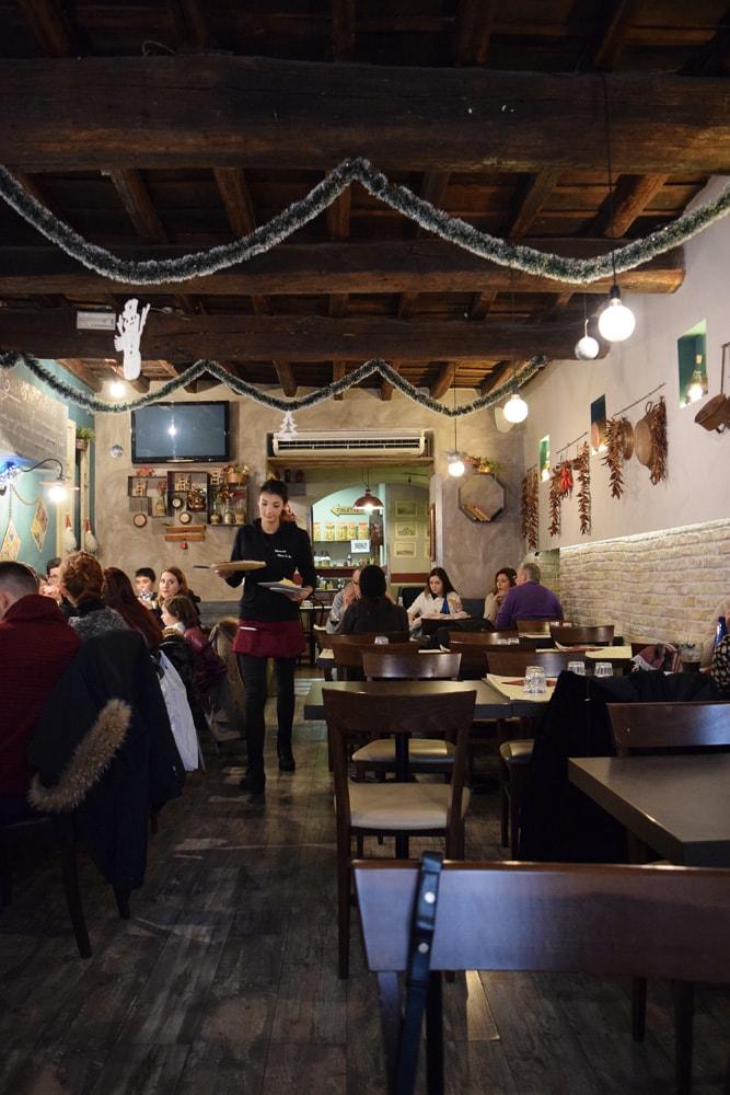 mama eat gluten free restaurant in roma