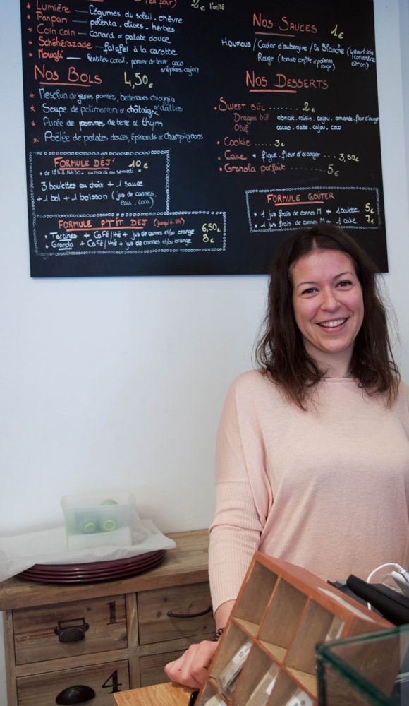 bul founder and chef julie