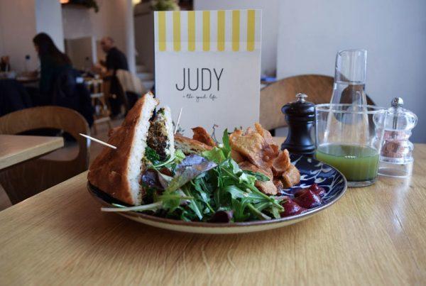 judy club sandwich