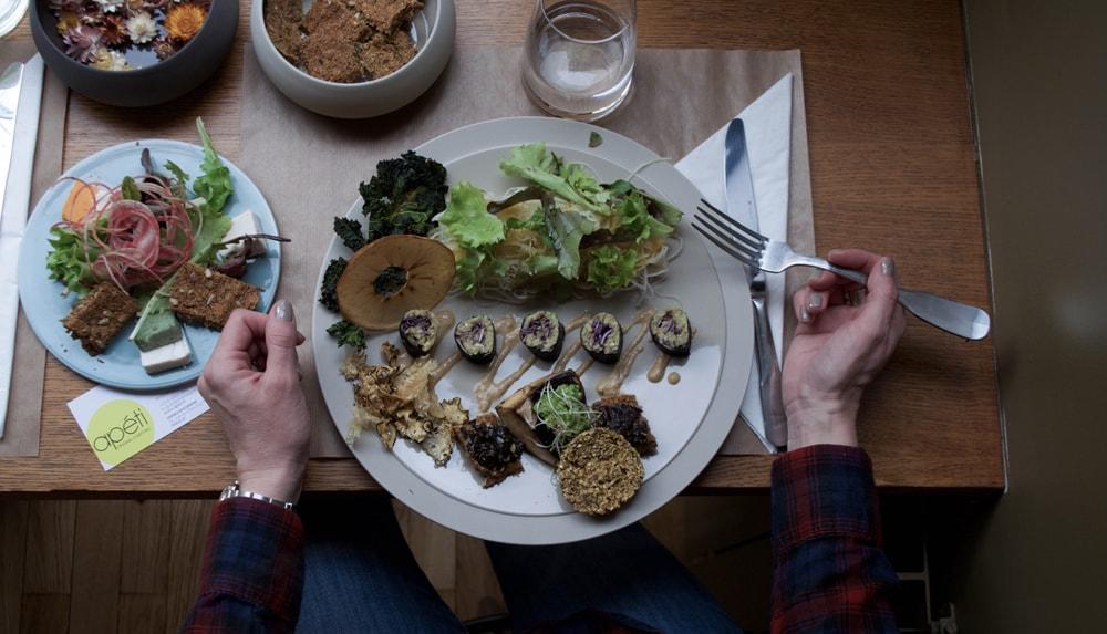 apeti assiette crue sans gluten et vegan