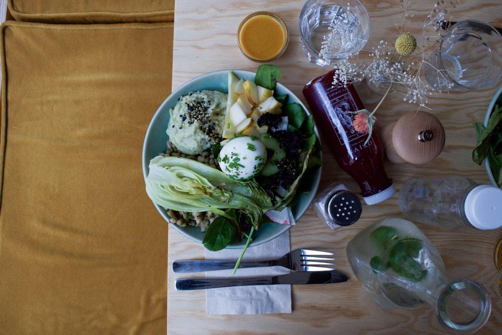 otium paris delicious veggie bowl