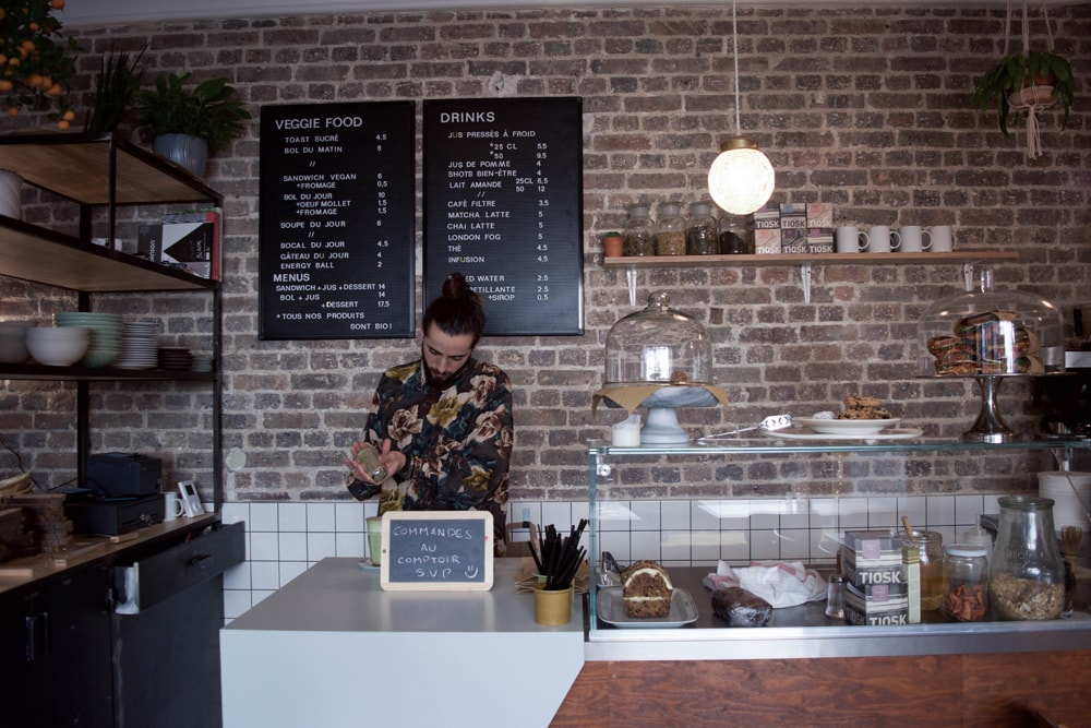 otium paris coffee shop with gluten free options