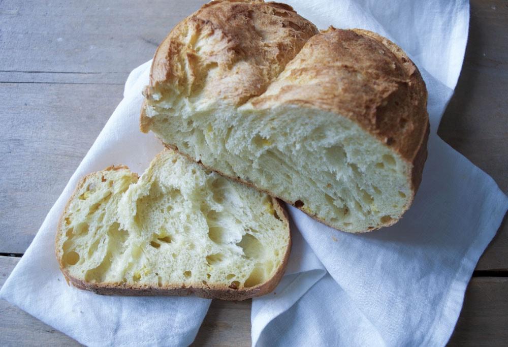 au pain naturel delicious gluten free corn bread in lyon