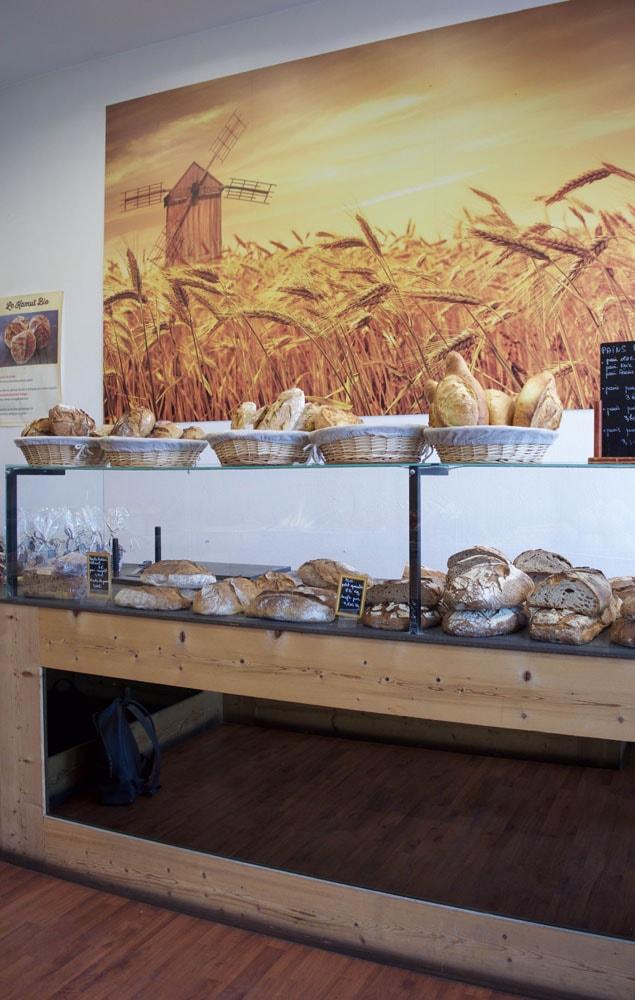 au pain naturel delicious gluten free bread in lyon
