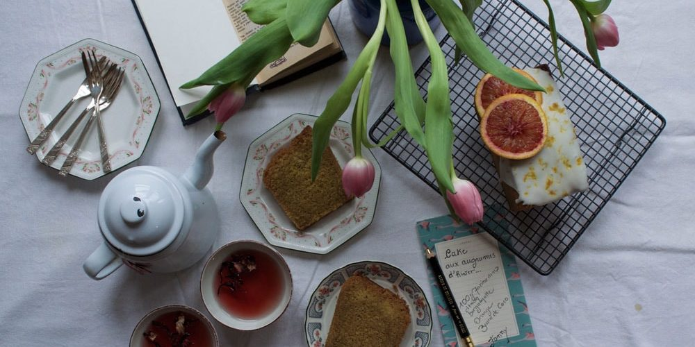 Fanny Biasini gluten free cake recipe