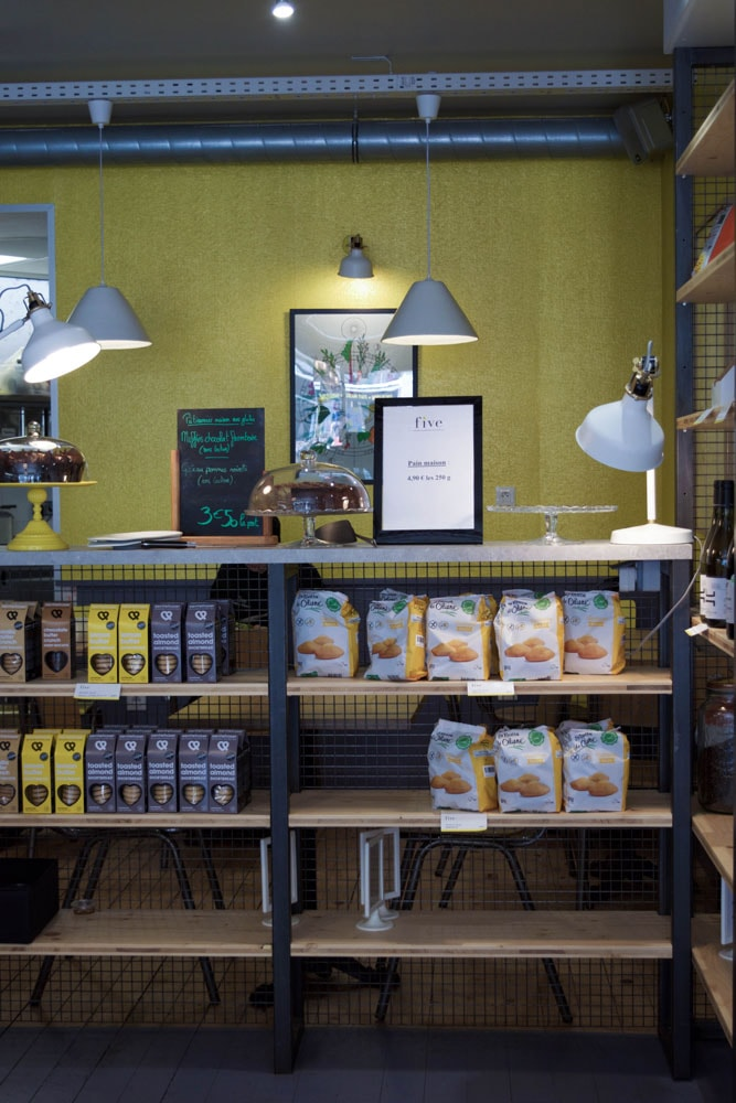 five gluten free grocery store in lyon