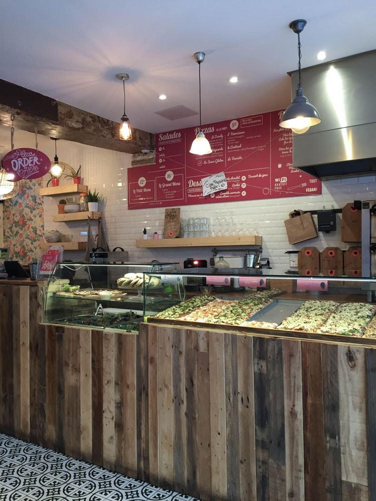hank vegan gluten free restaurant in paris
