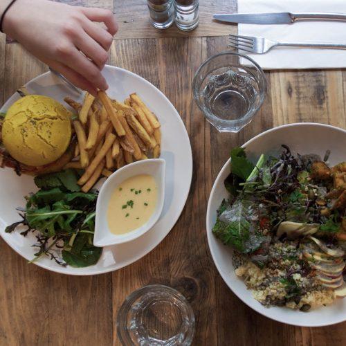 hope vegan gluten free lunch