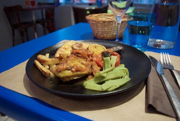 mon histoire dans l'assiette gluten free lunch