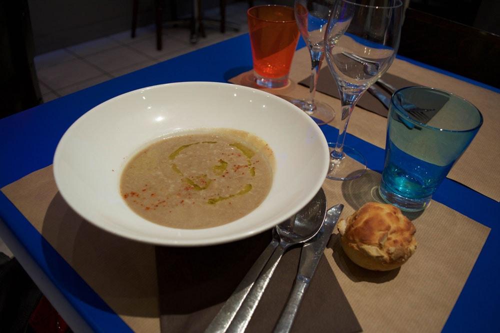 mon histoire dans l'assiette gluten free restaurant soup