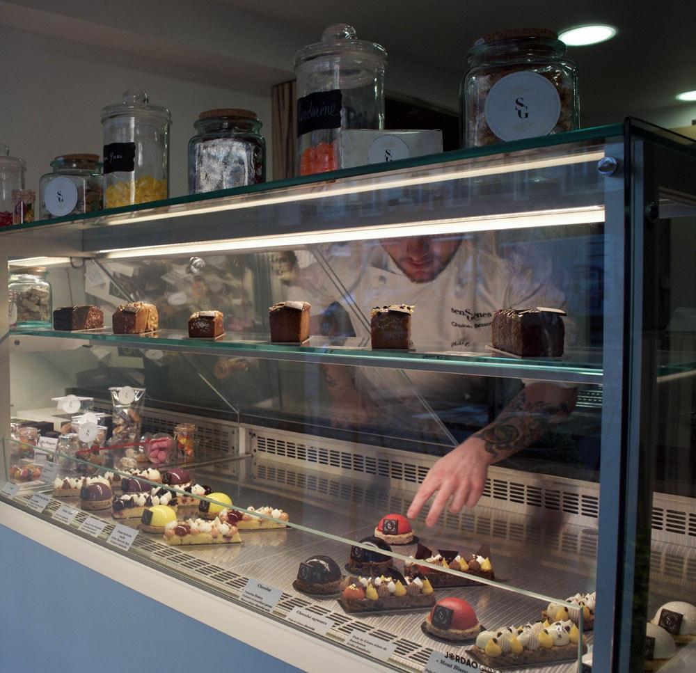 sens gênes gluten free pastry shop in lyon