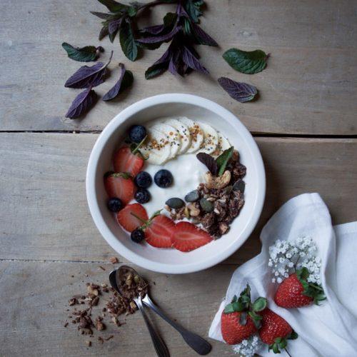 cinq sans gluten free granola
