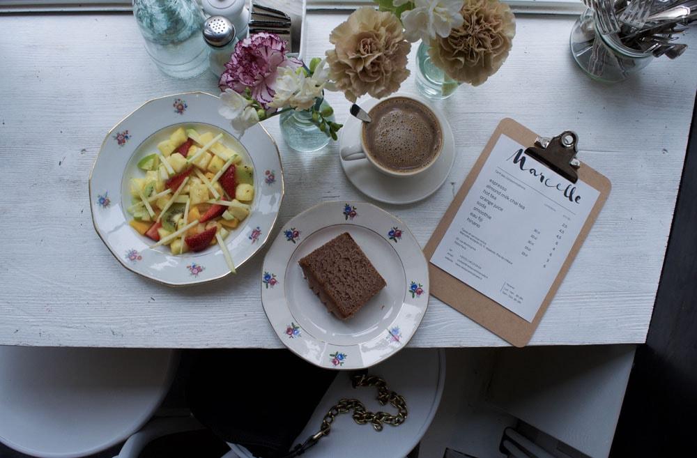 marcelle paris gluten free breakfast